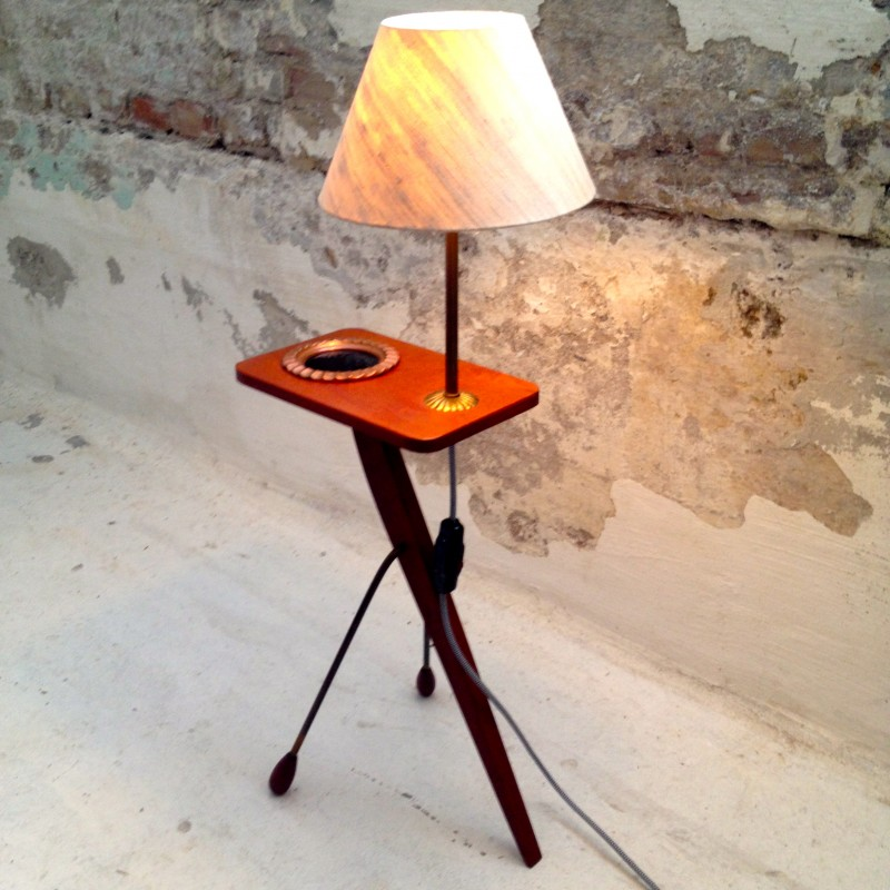 MCM | Side Table | Ground Floor Productions